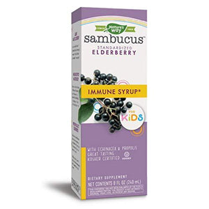 Elderberry, Nature's Way - Wellica
