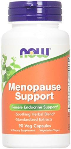 2 Bottles of Now Foods Menopause Support, 90 caps