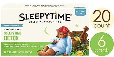 Celestial Seasonings Herbal and Black Tea Variety Pack