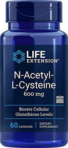 [product_id] - Acetyl-L-Carnitine, Drugstore, Life Extension - Wellica
