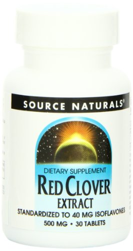Source Naturals Red Clover Leaf Extract, [wellica]