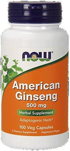 Ginseng, Now Foods, preferred brand - Wellica