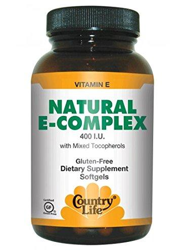 Country Life, virus buster, Vitamin E, Vitamins, Vitamins & Dietary Supplements - Wellica