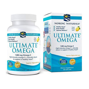 Nordic Naturals, Omega-3, preferred brand, Workout Supplements - Wellica