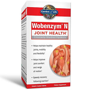 Bone & Joint, Garden of Life, Multi-Enzymes - Wellica