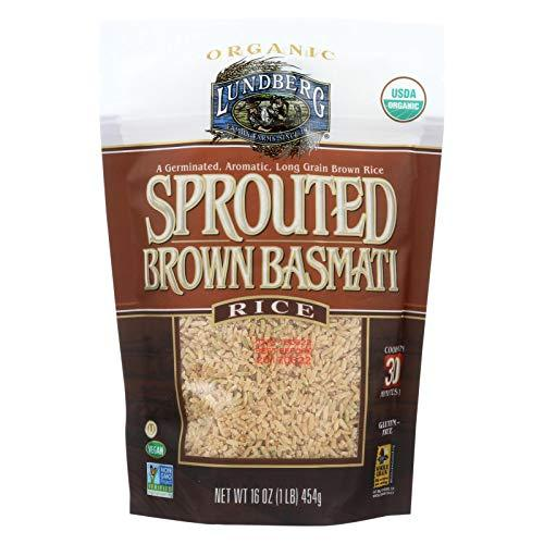 Basmati, Dried Grains & Rice, Grocery & Gourmet Food, Lundberg, Pantry Staples - Wellica