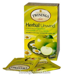 Beverages, Coffee, Grocery & Gourmet Food, Herbal, Tea, Tea & Cocoa, Twinings - Wellica