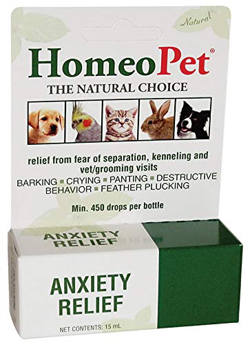 [product_id] - Dogs, Health Supplies, HomeoPet, Pet Products, Pet Supplies, Relaxants, white - Wellica