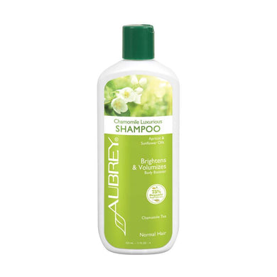 Aubrey Organics Chamomile Luxurious Volumizing Shampoo - 11 oz