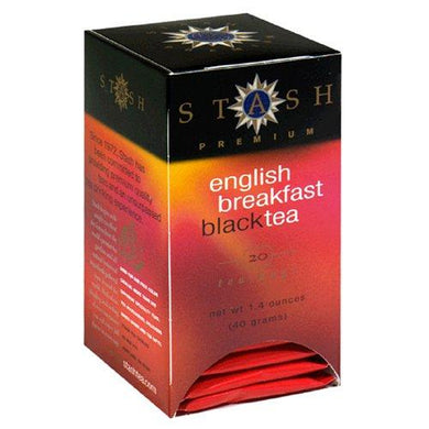 Stash Tea English Breakfast Tea - 20 ct