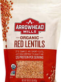 [product_id] - Arrowhead Mills, Grocery, Lentils - Wellica