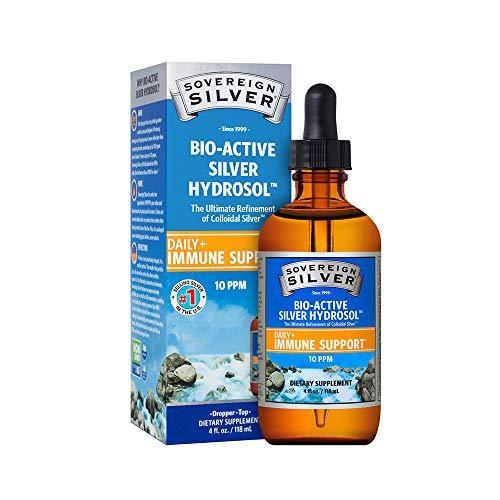 Colloidal Silver, Sovereign Silver - Wellica