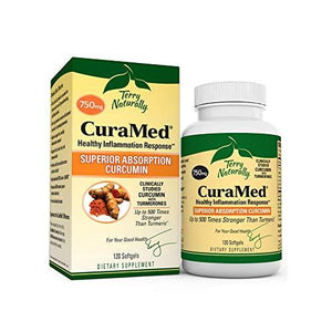 Curcumin, Terry Naturally - Wellica