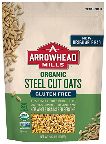 [product_id] - Arrowhead Mills, Breakfast Foods, Cereals, Grocery, Grocery & Gourmet Food, Oatmeal - Wellica