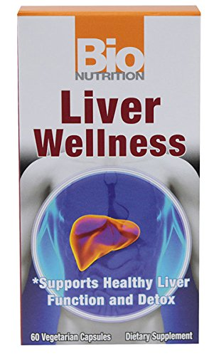 Bio Nutrition Inc, - Liver Wellness 60 Vcap