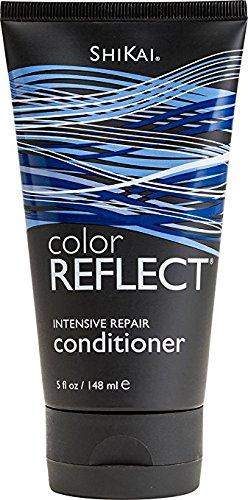 Shikai - Color Reflect Intensive Repair Conditioner, Plant-Based Conditioner That Revives Dry & Damaged Hair, Helps Protect & Extend Color Treated Hair, Moisturizes & Nourishes (Unscented, 5 Ounces), [wellica]