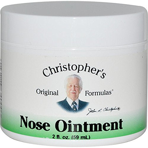 Christopher's Nose Ointment - 2 oz