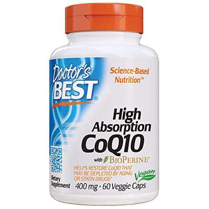CoQ10, Doctor's Best, Drugstore - Wellica