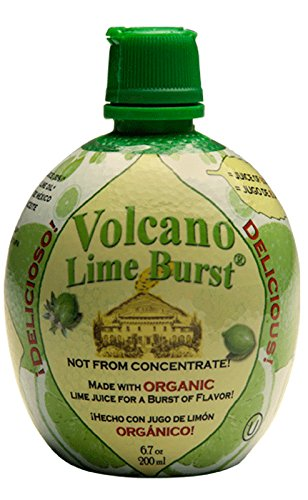 Volcano Juice Lime Burst Org, [wellica]