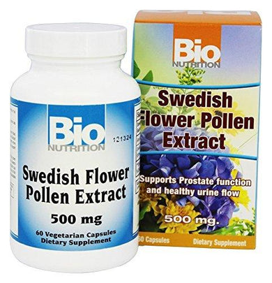 Bio Nutrition Inc Swedish Flwr Pollen Extr 60 Vcap