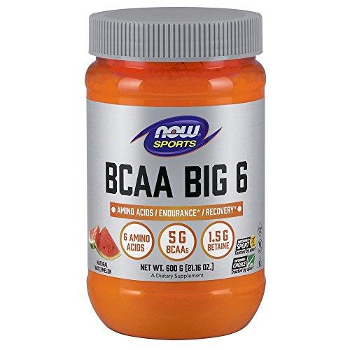 BCAAs, Now Foods, preferred brand, Workout Supplements - Wellica