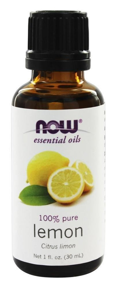 Now 100 Pure Lemon Oil