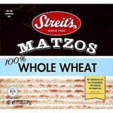 [product_id] - Crackers, Grocery, Grocery & Gourmet Food, Matzo, Snack Foods, Streit's - Wellica