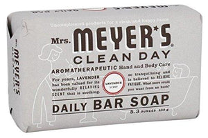 [product_id] - Bar Soap, Beauty, Beauty & Personal Care, Body, Cleansers, Mrs. Meyer's Clean Day, Skin Care, Soaps - Wellica