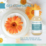 [product_id] - Clear, Emerita, Feminine Care, Feminine Washes, Hair-Skin-Nail Support, Health & Household, Health and Beauty, Health Care, preferred brand - Wellica