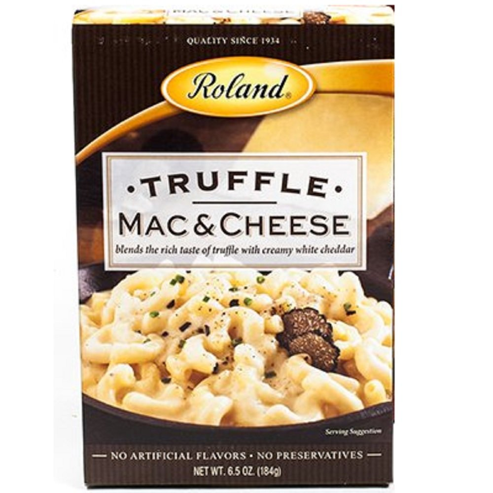 Truffled Mac n Cheese Kit by Roland - Original (6.5 ounce) (Pack of 1), [wellica]