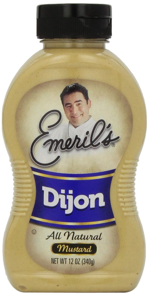 Emeril's Dijon Mustard, 12 oz