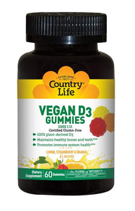 Bone & Joint, Country Life, virus buster, Vitamin D, Vitamins, Vitamins & Dietary Supplements - Wellica
