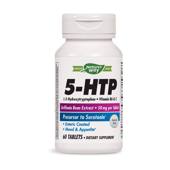 5-HTP, Nature's Way, Supplements, virus buster, Vitamins & Dietary Supplements - Wellica