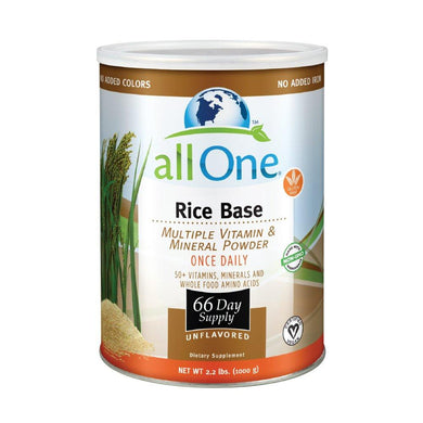 Parent-allOne® Rice Base Multiple Vitamin, [wellica]