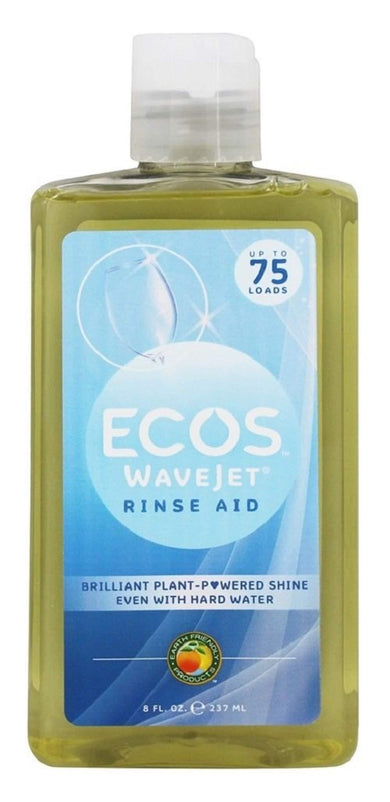 Earth Friendly, Rinse Aid Wave Jet, 8 Fl Oz