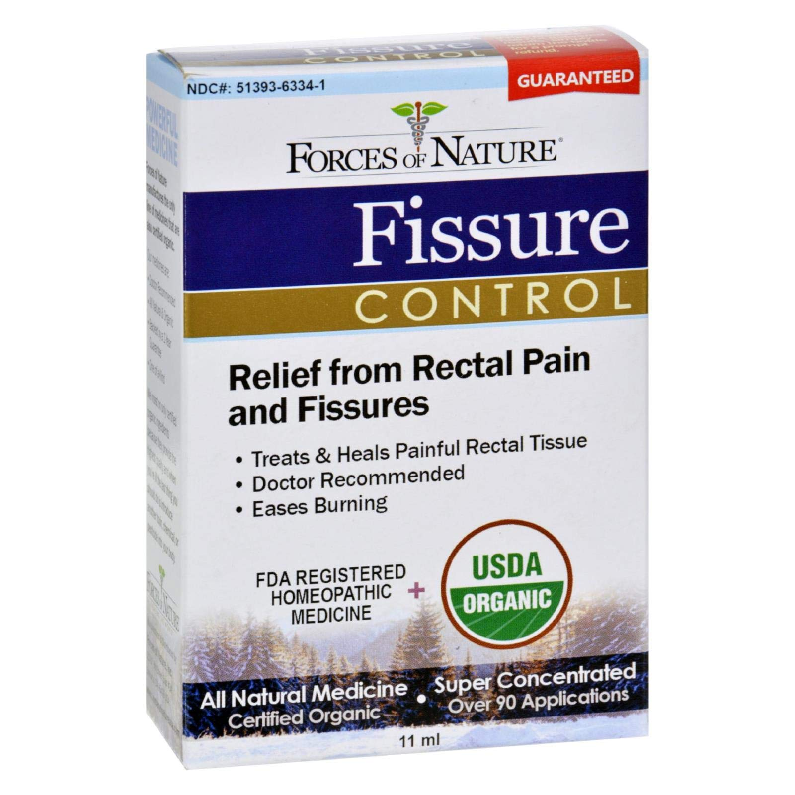 Forces Of Nature Fissure Control Og2 11 Ml, [wellica]