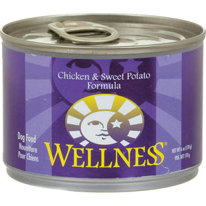 [product_id] - Canned, Dogs, Food, Pet Products, Pet Supplies, virus buster, Wellness Natural Pet Food, Wet - Wellica