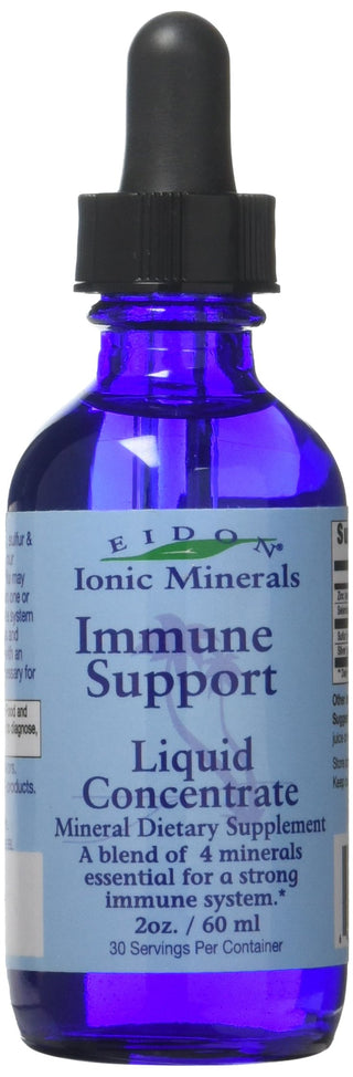 Eidon Immune Support Liquid Concentrate, 2 Ounce, [wellica]
