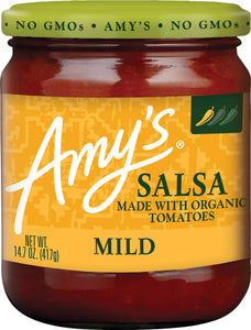 [product_id] - Amy's, Deli & Prepared Foods, Dips, Grocery, Grocery & Gourmet Food, Parent, Salsas, Salsas & Spreads - Wellica
