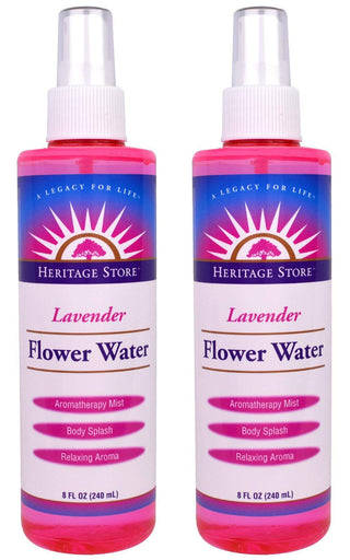 Heritage Store Flwr Water Lavender Atmzr 8 Fz