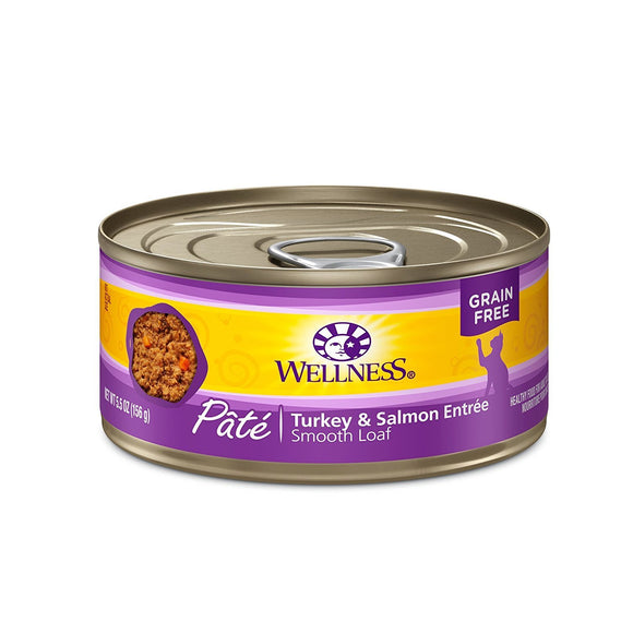 [product_id] - Canned, Cats, Food, Pet Products, Pet Supplies, virus buster, Wellness Natural Pet Food, WellPet LLC, Wet - Wellica