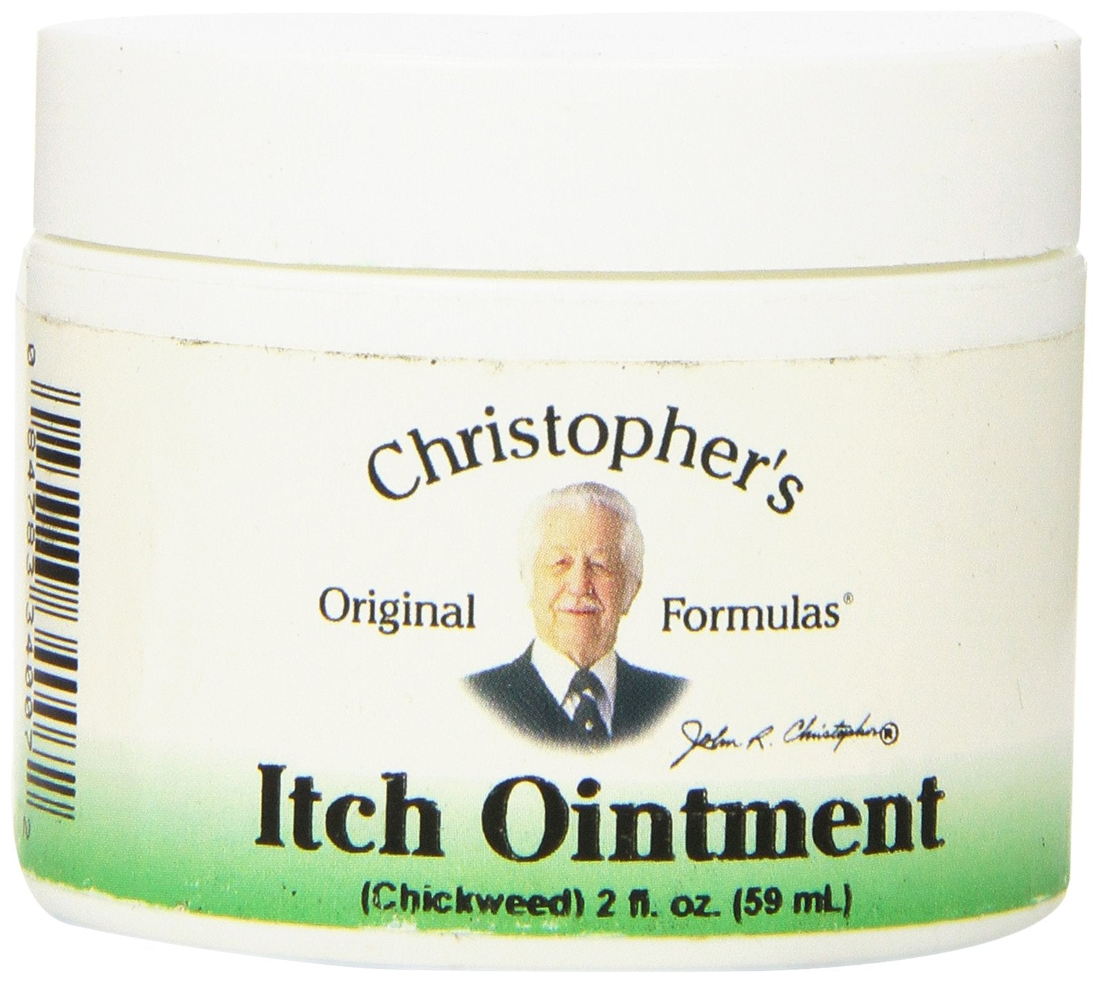 Dr Christopher's Formula Itch Ointment, 2 Ounce