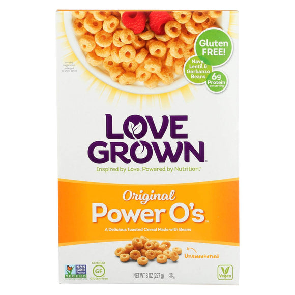[product_id] - Breakfast Foods, Cereals, Cold Cereals, Grocery, Grocery & Gourmet Food, Love Grown - Wellica