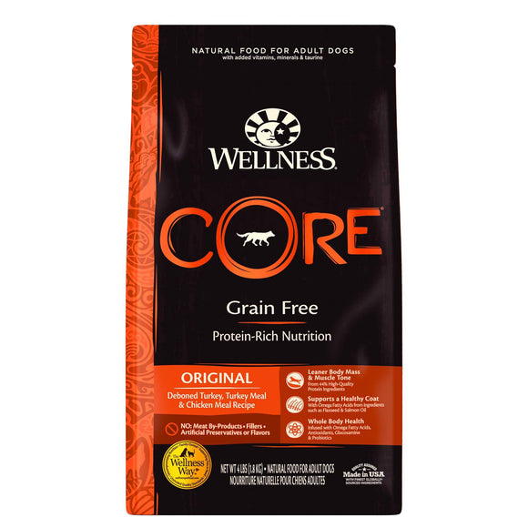 [product_id] - Dogs, Dry, Food, Pet Products, Pet Supplies, virus buster, WELLNESS CORE - Wellica