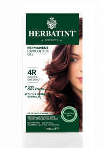 [product_id] - Beauty & Personal Care, BISS, Copper Chestnut, Hair Care, Hair Color, Hair Coloring Products, Herbatint - Wellica
