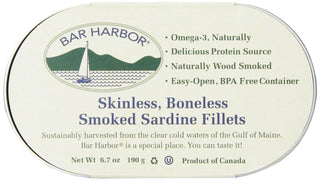 Bar Harbor Skinless Boneless Smoked In Maple Syrup, [wellica]