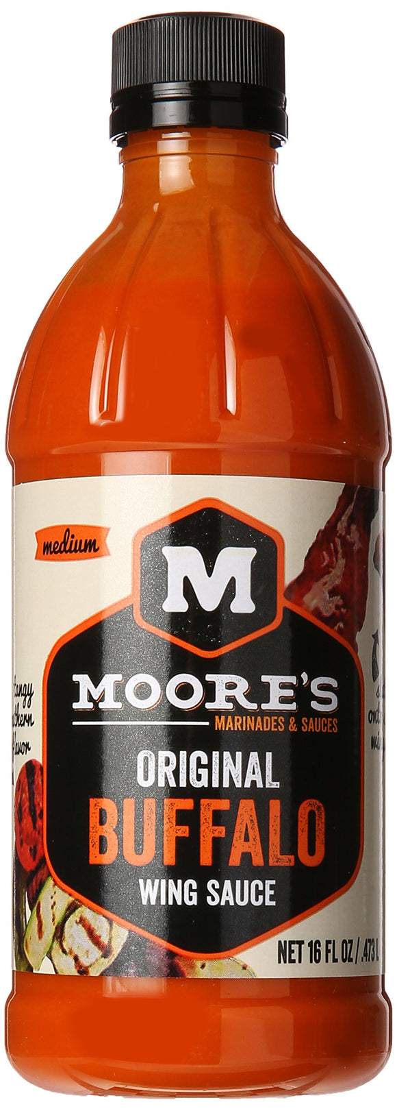 [product_id] - Buffalo Wing, Gravies & Marinades, Grocery, Grocery & Gourmet Food, Moore's, Pantry Staples, Sauces - Wellica