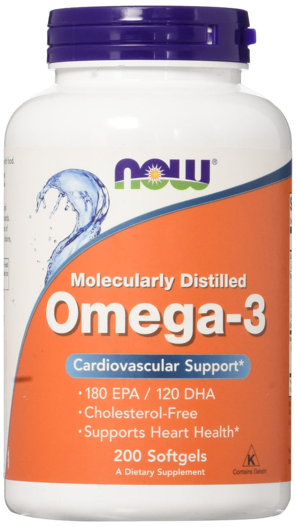 Essential Fatty Acids, Now Foods, Omega Oils, Omega-3, preferred brand, Supplements, virus buster, Vitamins & Dietary Supplements, Workou