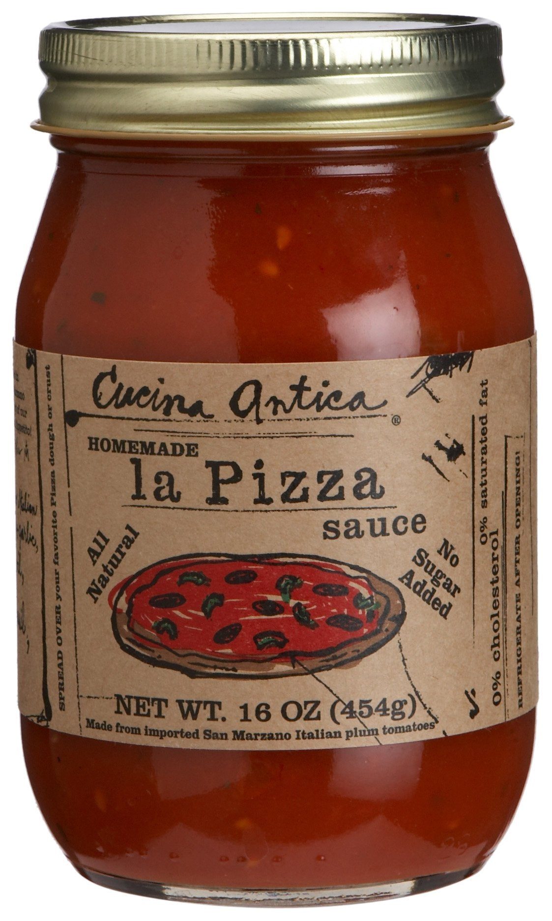 Cucina Antica 16oz La Pizza (6 Pack)