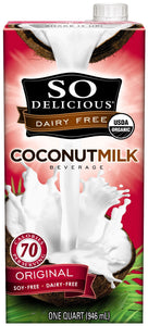 [product_id] - Cheese & Eggs, Coconut Milk, Dairy, Grocery, Grocery & Gourmet Food, Non-Dairy Milks, Turtle Mountain - Wellica